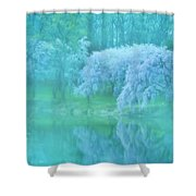 Daydream - Holmdel Park Shower Curtain