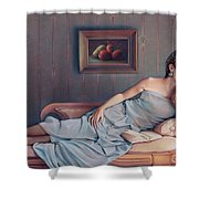 Daydream Believer Shower Curtain
