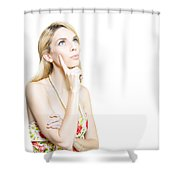 Daydreams Or Pipe Dreams Shower Curtain by Jorgo Photography - Wall Art Gallery