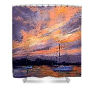 Days' End Shower Curtain