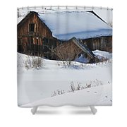 Days Gone By 3 Shower Curtain