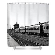 Days Gone By Shower Curtain