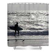 Days Of Summer Shower Curtain