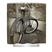 Days Remembered Shower Curtain