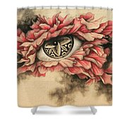 Dazzle And Blossom II Shower Curtain