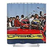 Db119 Shower Curtain