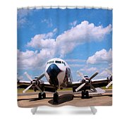 Dc 7 Shower Curtain