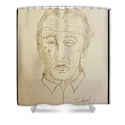 De Niro  Shower Curtain