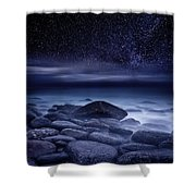 De Profundis Shower Curtain