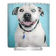 Deacon 3 Shower Curtain