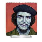 Dead Red - Che Shower Curtain