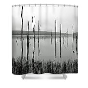 Deadman's Cove 1 Shower Curtain