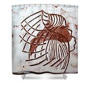 Dean - Tile Shower Curtain