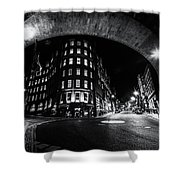 Dean Street And The Side Fn0058 Shower Curtain