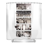 Dearly Beloved Shower Curtain