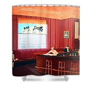 Death Of A Culture Shower Curtain