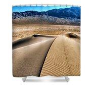 Death Valley 12 Shower Curtain