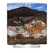 Death Valley 14 Shower Curtain