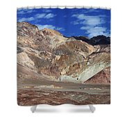 Death Valley 15 Shower Curtain