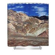 Death Valley 16 Shower Curtain