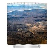 Death Valley 18 Shower Curtain