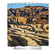 Death Valley 19 Shower Curtain