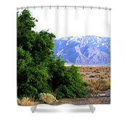 Death Valley 2 Shower Curtain