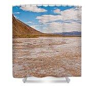 Death Valley 20 Shower Curtain