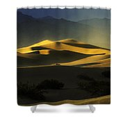 Death Valley California Symphony Of Light 4 Shower Curtain
