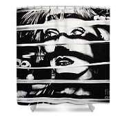 Deborah Harry Shower Curtain