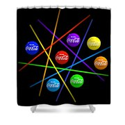 Decal   Shower Curtain