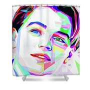 Decaprio By Nixo Shower Curtain
