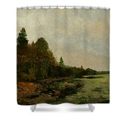 December Dawn Shower Curtain