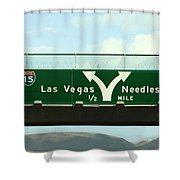 Decisions We Must Made Shower Curtain