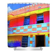 Deco Apt Shower Curtain
