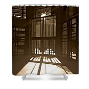Deco Entrance Shower Curtain