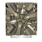 Deco Ration Shower Curtain