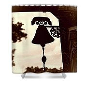Decorative Bell Shower Curtain