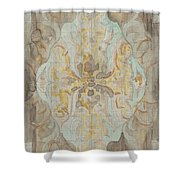 Decorative Design, Carel Adolph Lion Cachet, 1874 - 1945 Vs Shower Curtain