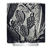Decorative Nature Design  Shower Curtain