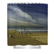 Dee Why Beach Sydney Shower Curtain