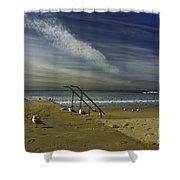 Dee Why Beach Sydney Shower Curtain