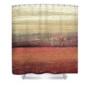 Deep Beneath Shower Curtain