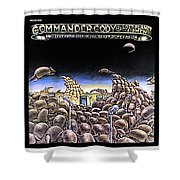 Deep From The Heart Of Texas Shower Curtain