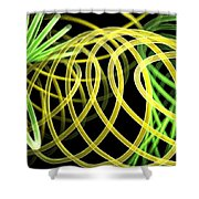 Deep Trance Shower Curtain