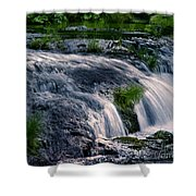 Deer Creek 01 Shower Curtain