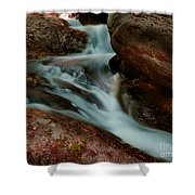 Deer Creek 04 Shower Curtain