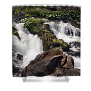 Deer Creek 12 Shower Curtain