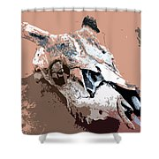 Deer Spirit Shower Curtain