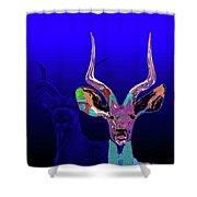 Deer1 Shower Curtain